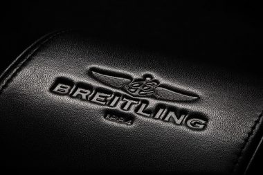 Breitling watch case studio image