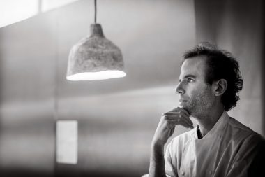 Photograph of Chef Dan Barber of Blue Hill New York