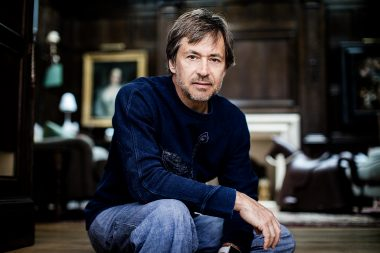 Portrait of Designer Marc Newson in London for Habitus magazine