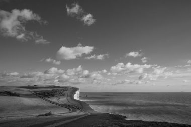 Advertising Photograph of Beachy Head in Sussex