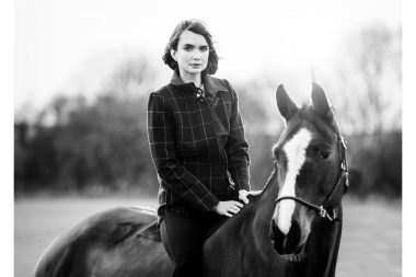 Lifestyle-photograph-woman-horse-countryside