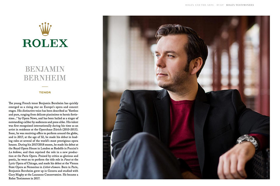 Portrait-of-Rolex-ambassador-Benjamin-Bernheim-in-London