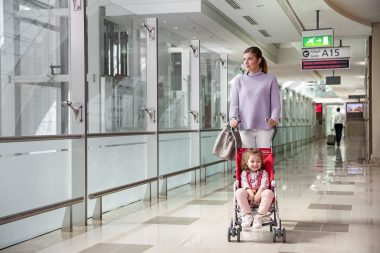 advertising-lifestyle-photograph-of-woman-with-pushchair