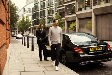 lifestyle-advertising-photographer-man-with-chauffeur-london