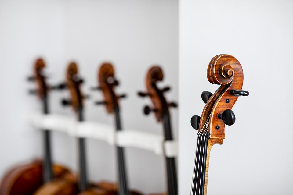 Product-photography-of-cellos-and-violins-in-London