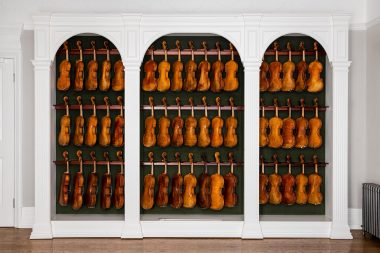 rows-of-violins-at-j-and-a-beare-ltd-london-by-richard-boll-photography