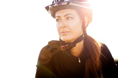 advertising-lifestyle-photograph-of-woman-in-a-cycling-helmet