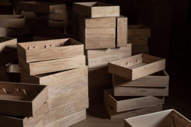 wine-boxes-at-the-olivier-bernstein-winery-in-beune-france